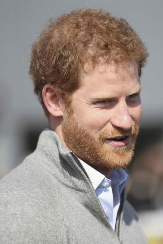 Prince Harry opens up about dealing with mum's death
