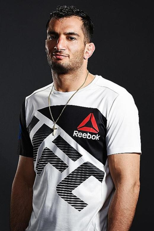 Mousasi furious with favouritism shown to St-Pierre