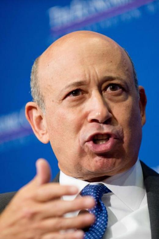London could stall due to Brexit: Goldman CEO