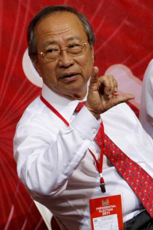 Tan files legal challenge over presidency