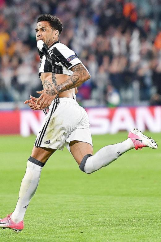 Alves gives Old Lady new drive