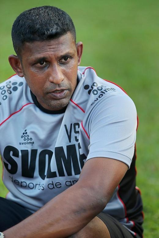 Young Lions coach Selvaraj steps down