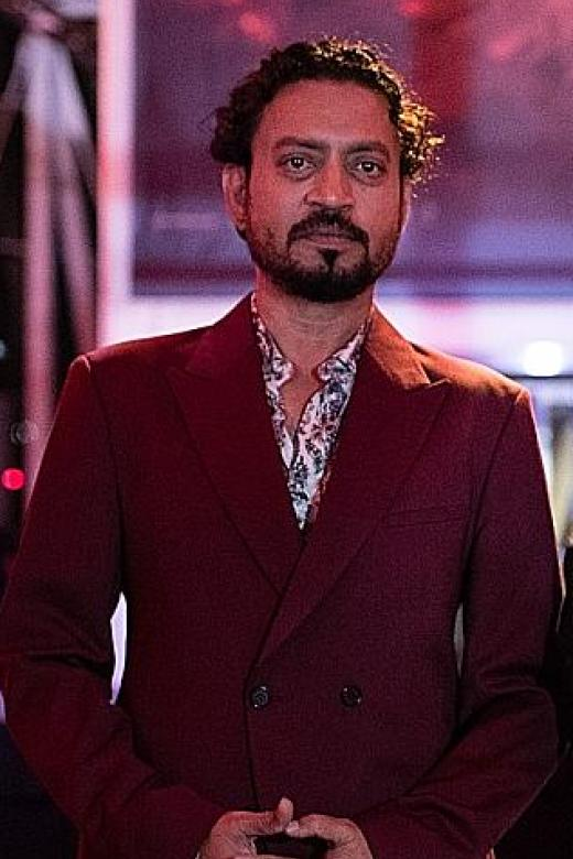 Cornell's death ruled 'suicide by hanging' Irrfan Khan to star in new film directed by Asif Kapadia based on novel