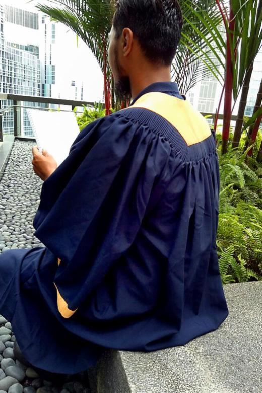 Yellow Ribbon Fund helps ex-addict overcome drug addiction through education