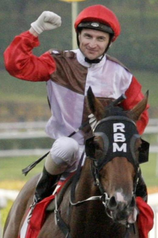Bosson to ride Newlands in QE II Cup
