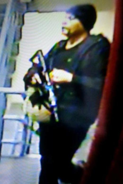 Gunman in terrorist attack in Resorts World Manila