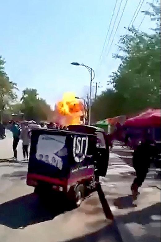 7 die in blast at China kindergarten