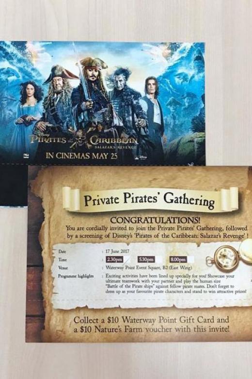 GSS treasures ahoy!