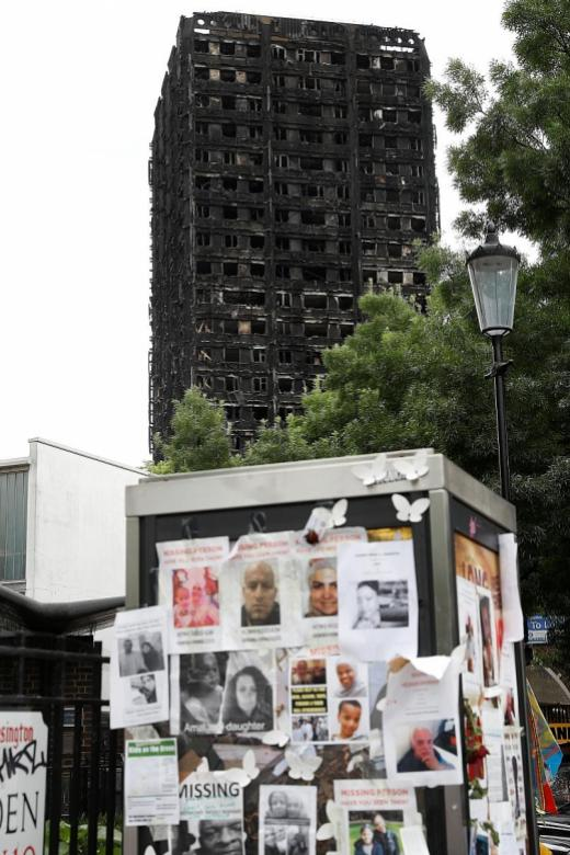 Insurers warned of fire risk before Grenfell Tower tragedy