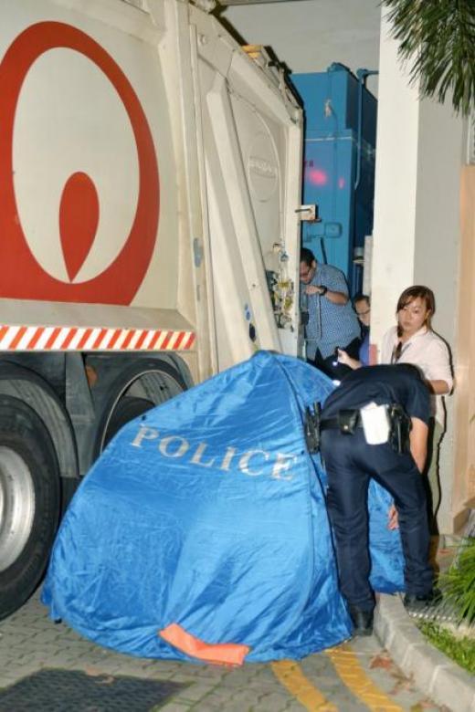 Refuse attendant's death ruled an 'unfortunate industrial misadventure'