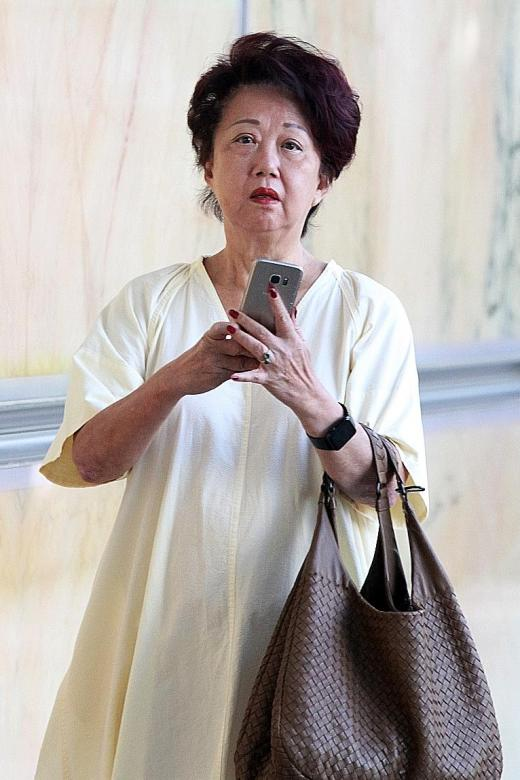 Hour Glass co-founder Jannie Chan in court for harassing ex-husband again