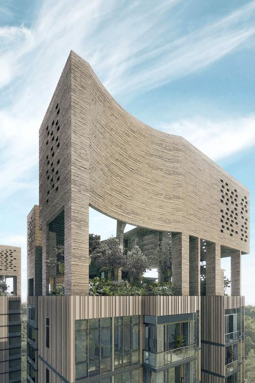 Martin Modern condo in Robertson Quay to be launched on July 22
