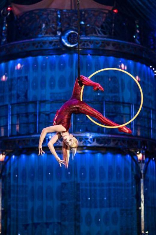 Win tickets to Cirque du Soleil's Kooza