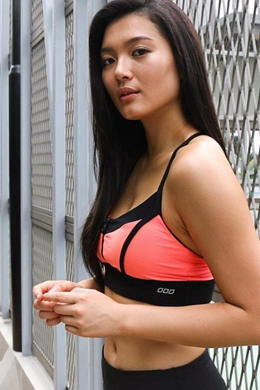 MUS 2016 winner embraces her athletic build