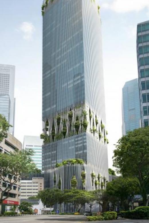 $1.82 billion tower to replace Golden Shoe Car Park