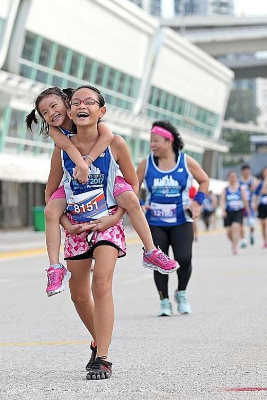 Over 13,000 lace up for ST Run in the City