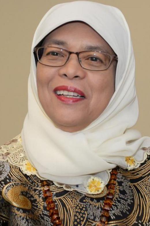 Halimah mulling over presidency bid
