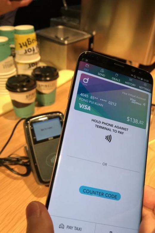 Singtel partners Visa for its Dash mobile wallet app, Latest