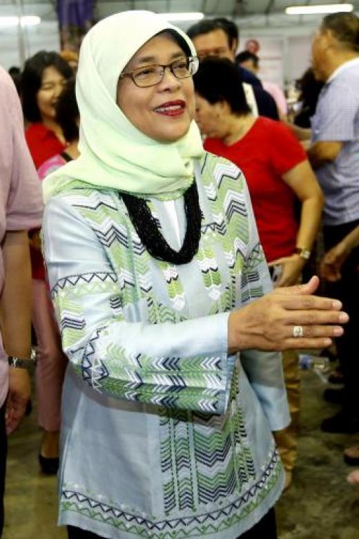 Singapore's racial harmony should be celebrated: Halimah