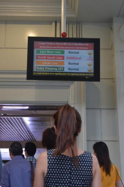 Frequent MRT disruptions a concern: experts