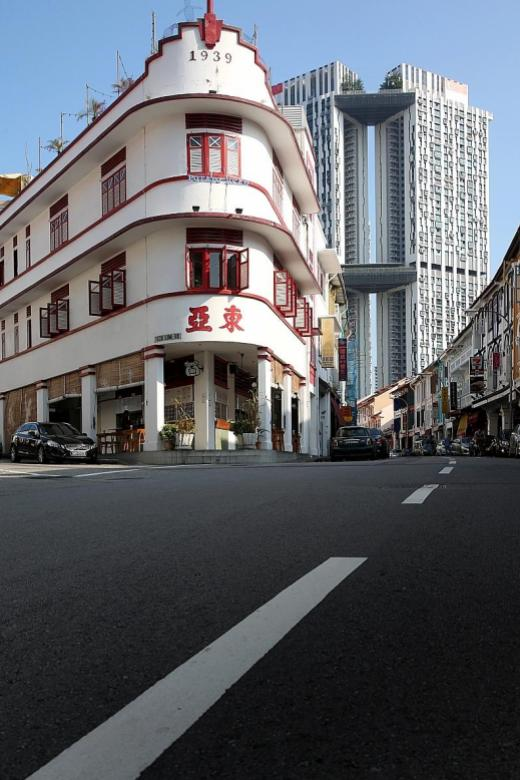 Keong Saik's road from vice to nice