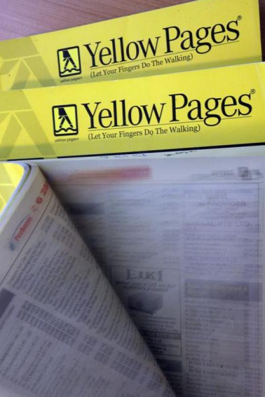 Yellow Pages to restructure, stop publishing print directories