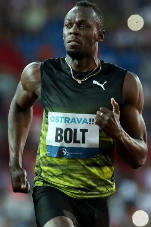 Bolt tells dopers: Clean up your act for the sake of the sport