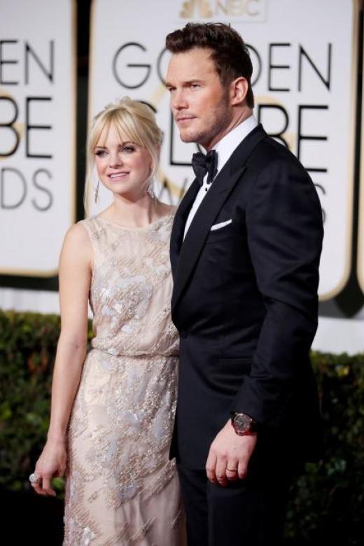 Anna Faris and Chris Pratt announce separation