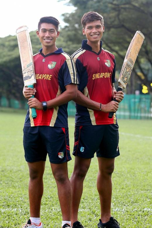 Param brothers eager to strike gold