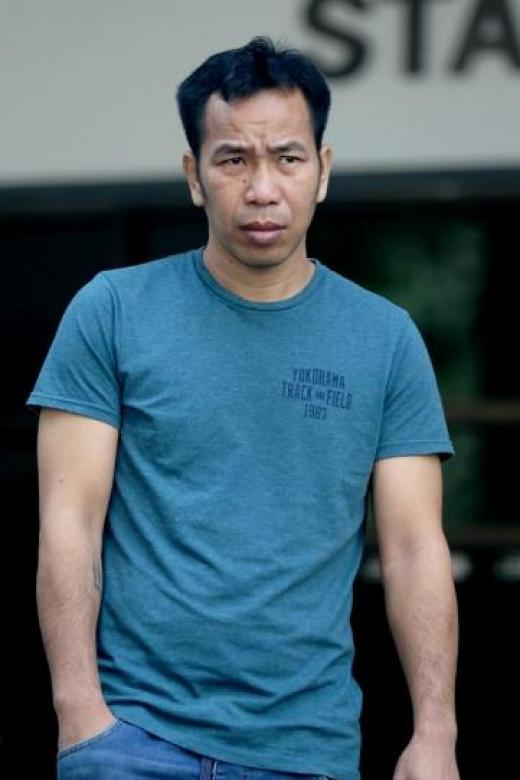 Muay thai trainer jailed for filming woman as she showered