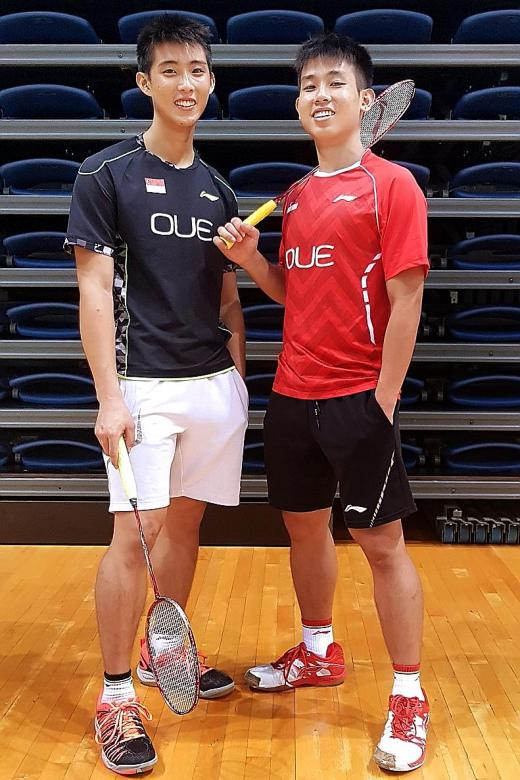 Brothers Kean to make their mark
