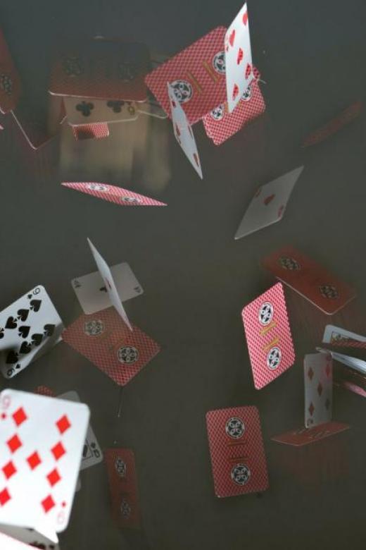 Childhood trauma can lead to gambling addiction