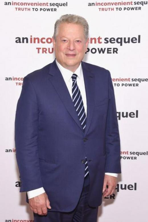 Al Gore: Impact of An Inconvenient Truth amazed me