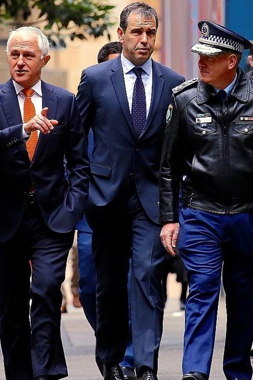 Australia comes up with anti-terror strategy