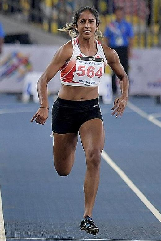 Pereira all geared up for 200m showdown