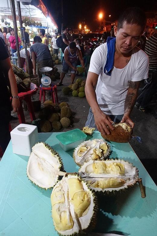 Devour delicacies in Davao City