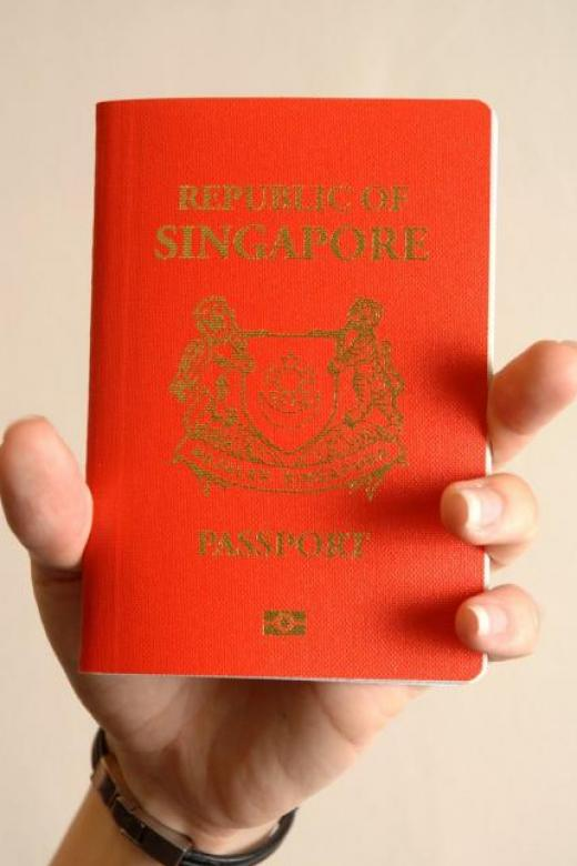 Passports as a measure of wealth