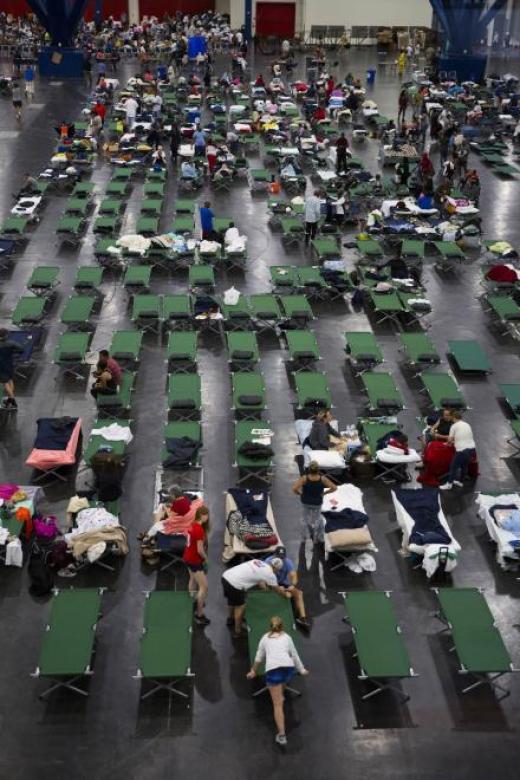 Harvey death toll rises