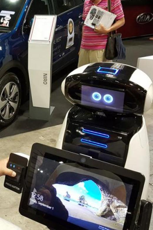 Comex highlights: From robots to games