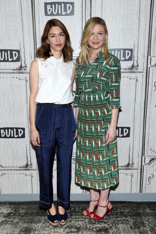 Kirsten Dunst reunites with Sofia Coppola for The Beguiled