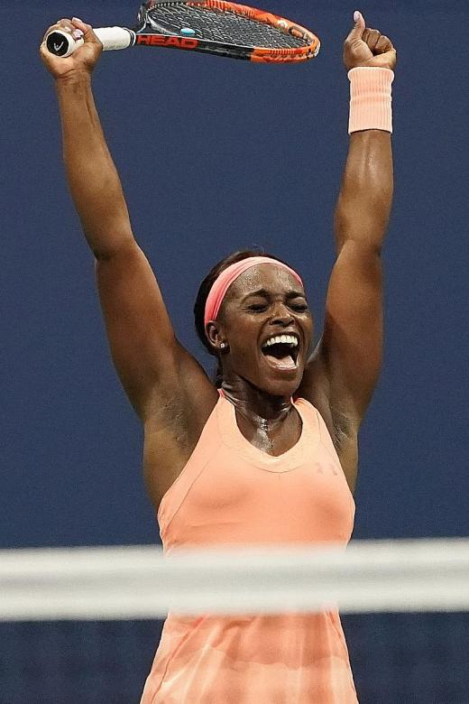 Sloane steady, can she win the title?