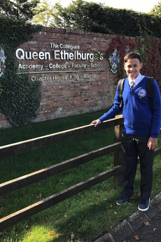 Talented Ilhan takes first step towards European dream