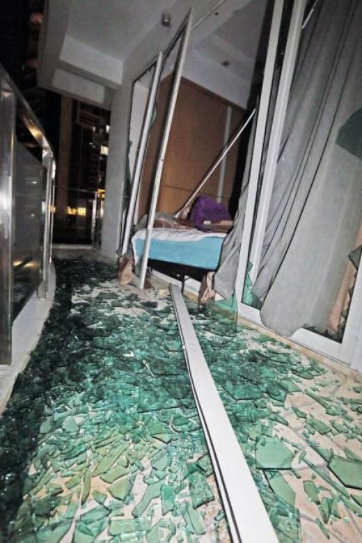 Marine Parade condo explosion: Playing with his daughter saved tenant's life
