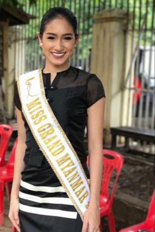 Beauty queen dethroned 'over Rohingya video'