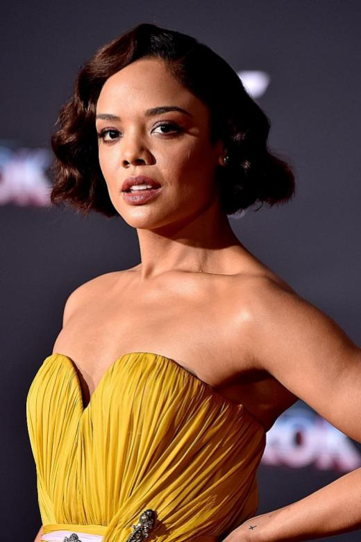 Role of Valkyrie is actress Tessa Thompson's most physical yet