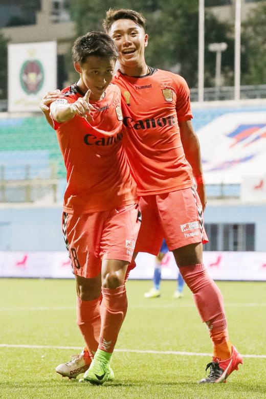 Albirex hungry for more success