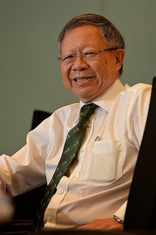 PSC chairman Eddie Teo conferred top honour