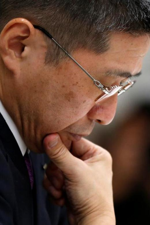 Nissan CEO returns part of salary after inspection scandal
