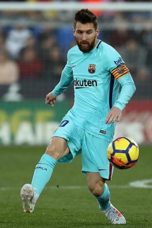 Barca need an encore from Messi to end their poor Turin record