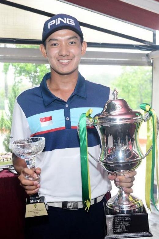 Marc Ong wins Warren-MST Amateur Open